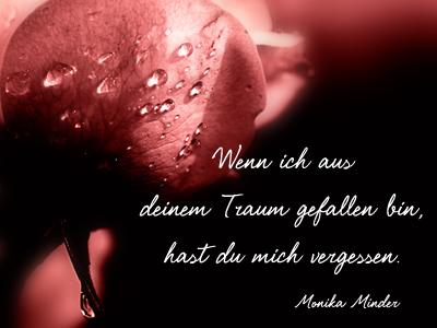 Die Tage Tun Weh Und Andere Schone Abschiedsgedichte Von Monika Minder